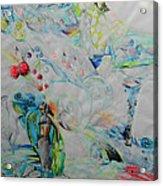 Latoya Tutti Frutti Acrylic Print