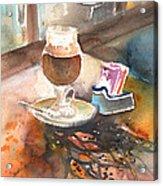 Latte Macchiato In Italy 02 Acrylic Print