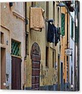 Laundry Citta Di Castello Acrylic Print