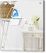 Laundry Room Acrylic Print