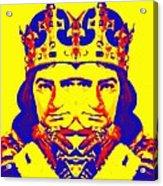 Laurence Olivier Double In Richard IIi Acrylic Print