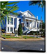 Laurens County Court House 2 Acrylic Print