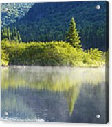Laurentian Summer Morning Acrylic Print