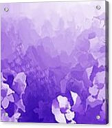 Lavender Fantasy Acrylic Print