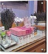 Lavender Museum Shop 2 Acrylic Print