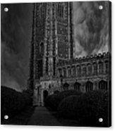 Lavenham Cathedral Acrylic Print
