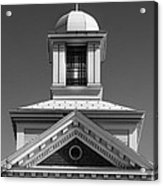 Lawrence Hall At Saint Cloud State University Acrylic Print