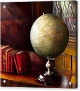 Lawyer - A World Traveler Acrylic Print