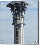 Lax Control Tower Acrylic Print