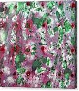 Layering 2 Acrylic Print