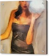 Layla  Acrylic Print