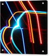 Lazer Fusion No. 7 Acrylic Print
