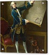 Le Comte De Vaudreuil Acrylic Print