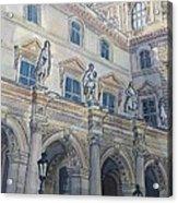 Le Louvre IIi Acrylic Print