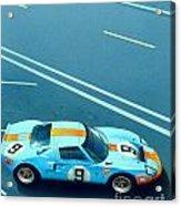 Le Mans 68 Acrylic Print