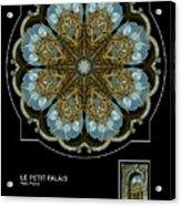 Le Petit Palais Acrylic Print