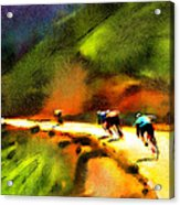 Le Tour De France 02 Acrylic Print