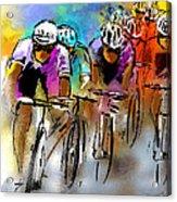 Le Tour De France 03 Acrylic Print