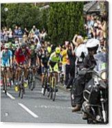 Le Tour De France 2014 - 5 Acrylic Print