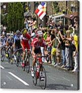 Le Tour De France 2014 - 9 Acrylic Print