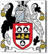 Leader Coat Of Arms Irish Acrylic Print