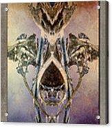 Leaf Spirit Acrylic Print