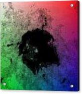 Leaf6 Acrylic Print