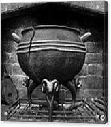 Leaky Cauldron Acrylic Print