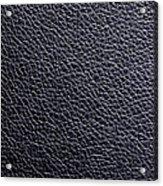 Leather Background Acrylic Print