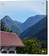 Leavenworth Acrylic Print
