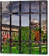 Leavenworth Federal Prison Acrylic Print