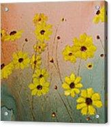 Leavenworth's Tickweed Acrylic Print