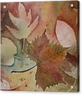 Leaves Acrylic Print