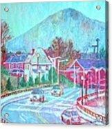 Leaving Roanoke Acrylic Print