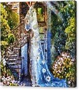 Leaving Wonderland Acrylic Print