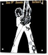 Led Zeppelin No.06 Acrylic Print by Caio Caldas