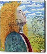 Led Zeppelin Acrylic Print