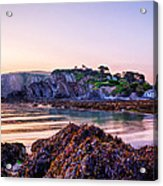 Lee Bay Sunrise Acrylic Print