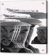 Lee Marvin Monte Walsh #2 Old Tucson Arizona 1969-2012   Acrylic Print
