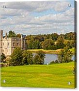 Leeds Castle Golf 2 Acrylic Print