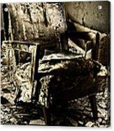 Left Behind-series 01 Acrylic Print