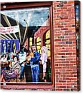 Legends Bar In Downtown Nashville Acrylic Print