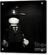 Lego Film Noir 1 Acrylic Print