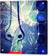 Leila Acrylic Print