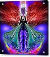 Leilahel Acrylic Print