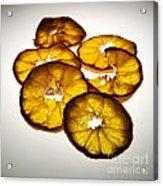 Lemon Acrylic Print by Bernard Jaubert