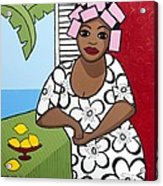 Lemons 2 Acrylic Print