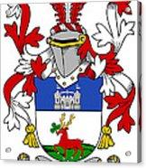 Lenihan Coat Of Arms Irish Acrylic Print