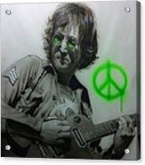 Lennon Acrylic Print