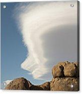Lenticular Cloud Acrylic Print